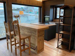 BONDA RANCH HOUSE Küche und Essplatz